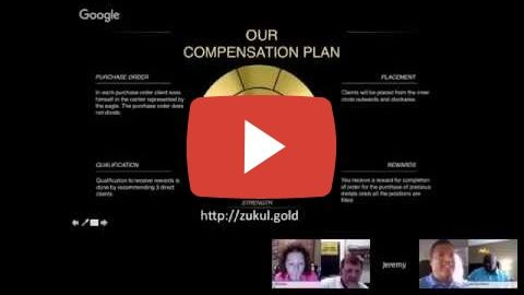 What is Zukul.Gold Comp Plan condensed Pt2
