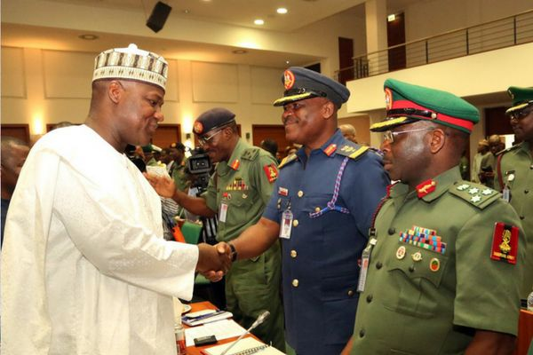 Reps, Security Chiefs differ on NASS confirmation: The leadership of the House of Representatives and Security Chiefs on Monday differed on…