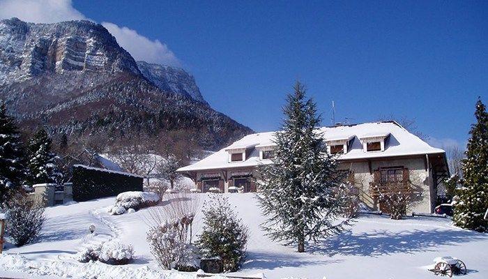 Auberge Au Pas de L'Alpette *** - Chapareillan (Isère) - 780 m
