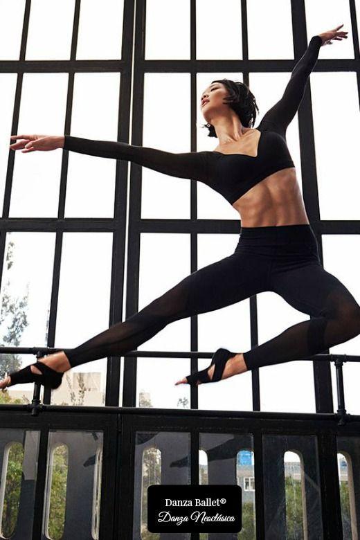 Danza Neoclásica. La técnica procede de la académica, pero las formas y pasos adquieren una dimensión expresiva menos encorsetada y con mayor fluidez en torso y extremidades.