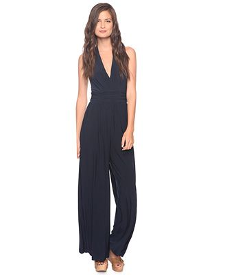 Dressy Jumpsuits for Weddings | Forever21 Halter Jumpsuit Forever21 Halter Jumpsuit Jumpsuit One.