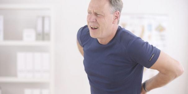 Rückenschmerzen: Wann ist es ein Bandscheibenvorfall?