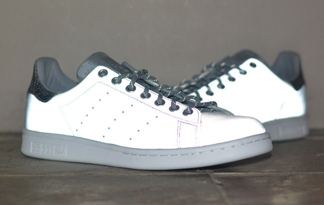 size 40 23c0d ee318 ... adidas Stan Smith Reflective Silver   Shoez   Pinterest   Adidas stan  smith, Adidas stan ...