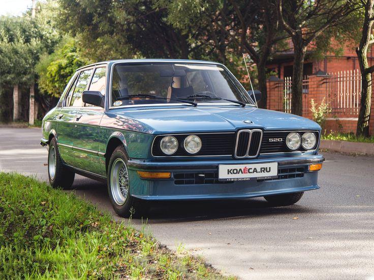 Непреодолимая тяга к жизни: опыт владения BMW 520 E12  Никогда не задумывались, откуда это самое «Е» в обозначении старых моделей BMW? Все просто – это первая буква слова Entwicklung. В переводе с немецкого – развитие. Е12 первой удостоилась чести получить новое обозначение