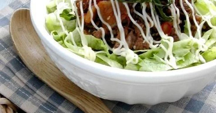 ピリ辛☆牛肉のスタミナ★丼 by xxあけぴぃxx [クックパッド] 簡単おいしいみんなのレシピが248万品