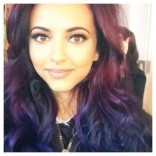 14 Best Colorful Dyed Hair Images On Pinterest