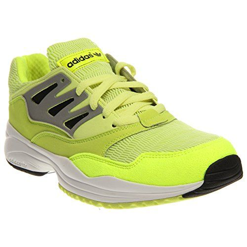 Adidas Mens Torsion Allegra Originals ElectrMetsilGlow Running Shoe 105 Men  US -- Read more reviews