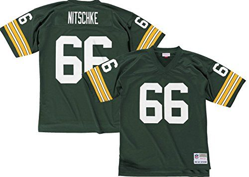 Ray Nitschke Green Bay Packers Premier Jerseys