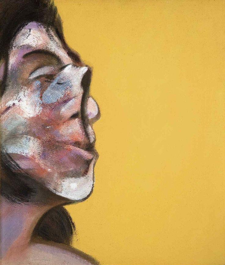 Portrait of Henrietta Moraes by Francis Bacon
