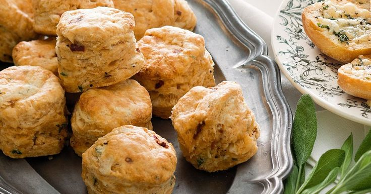 These fresh, warm scones are the perfect accompaniment to a hearty bowl of soup.