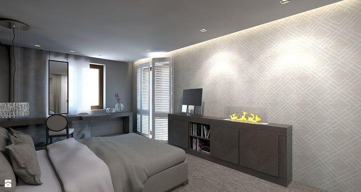 Sypialnia styl Klasyczny - zdjęcie od A2 STUDIO pracownia architektury