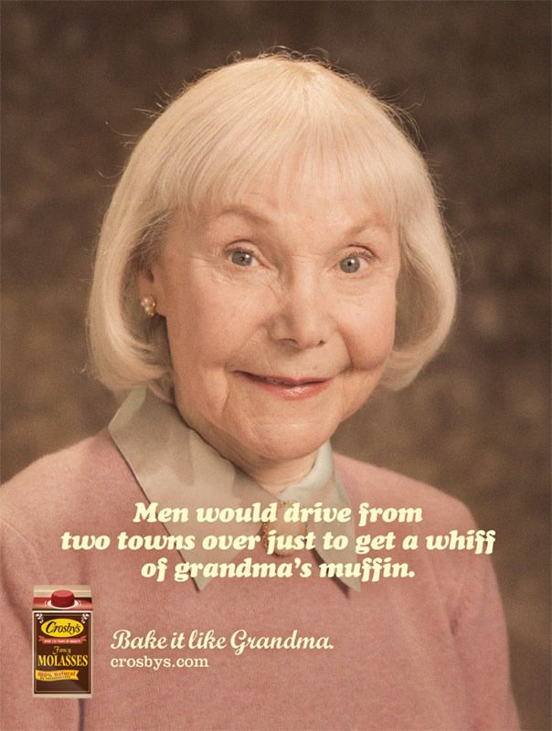 Grandma's Muffin. OMG this made me snort I laughed so hard: Muffins, Grandma S Muffin, Funny Shit, Funny Stuff, Humor, Funnies