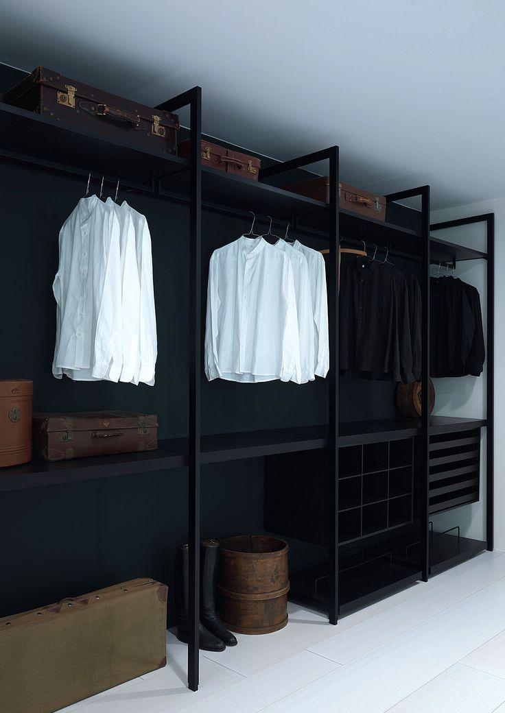 Pomysł na garderobę w nowoczesnym domu