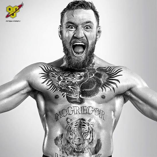 It doesn't matter the weight division or the belt. With hard work and SYNTHA-6, it'll be the McGregor belt#UFC196 #Animal #PUSH #FinishFirst