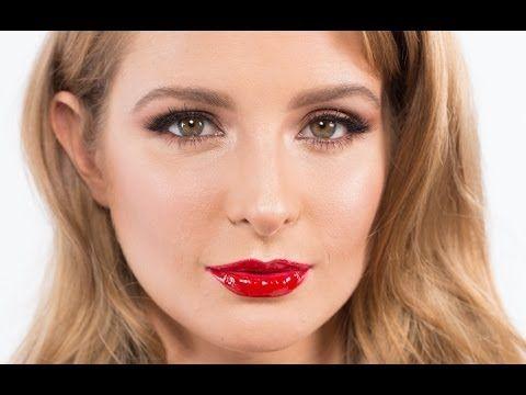 ▶ The Bombshell Make-up Tutorial - featuring Millie Mackintosh - Charlotte Tilbury - YouTube