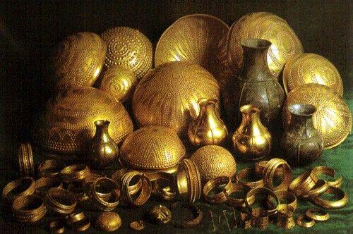 كيف اعرف الذهب في الأرض تعرف على علامات وجود الذهب والكنوز Bronze Age Villena Ancient