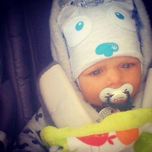 #fashion #stylish #baby #boy #the_antos #antos #antonio #autumn #babybear  Baby Bear <3