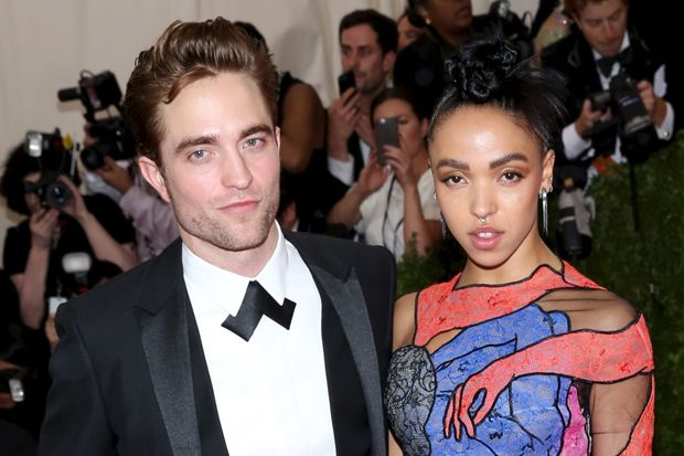 Robert Pattinson Responds to Racist Comments About Fiancée FKA Twigs
