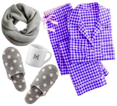 Give-PJs - everyone needs them :) Give a whole package for under $50.
