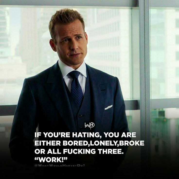 Stop wasting time on dumb shit. JUST WORK. Enjoy the process. . . . #whatwouldharveydo #harveyspecter #gabrielmacht #suits #inspiration #life #winner #winners #work #action #boss #goals #motivationalquotes #hustle #hustler #harveyspecterquotes #wwhd