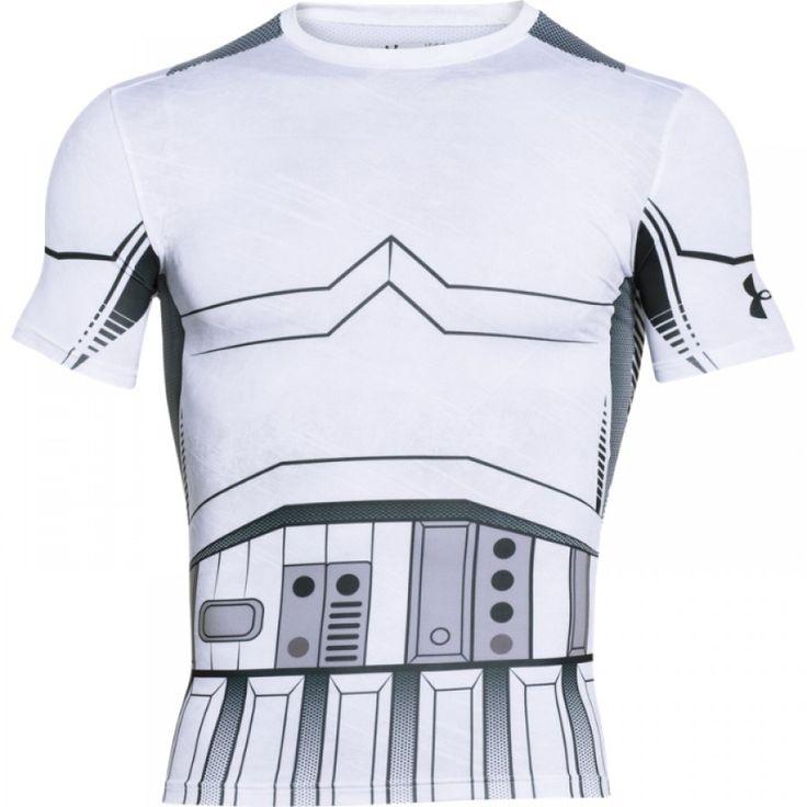 Pánské kompresní tričko Under Armour Star Wars Trooper