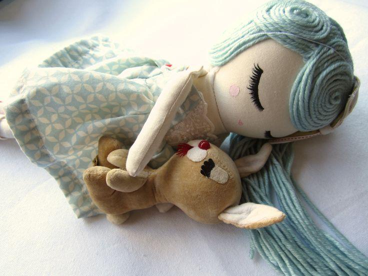 Custom Classic Cloth Doll by Mend: Craft, Dolls Softies Toys, Cloths, Classic Cloth, Rag Dolls, Baby Toys, Plush Dolls Toys