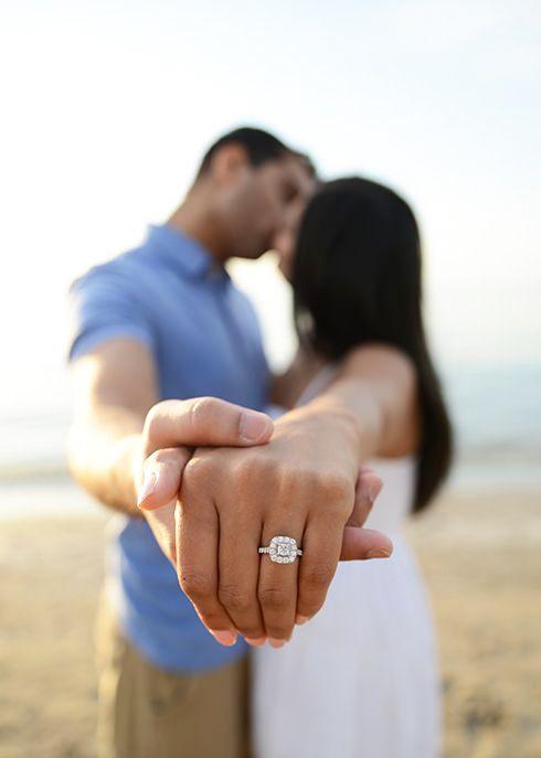Los días están contados para estar a tu lado por siempre <3 ¿A cuántos días están por casarse?