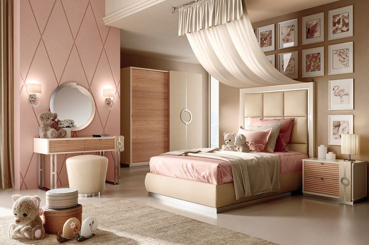Contemporary design for Children's room.  Brought by Concept by Caroti