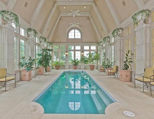 Indoor swimming pool luxus  142 besten Swimming Pool Ideas Bilder auf Pinterest | Mein ...