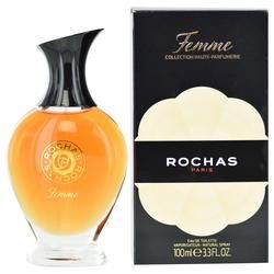 FEMME ROCHAS EDT SPRAY 3.4 OZ (2013 EDITION COLLECTION HAUTE PACKAGING)