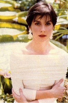 Enya. Wonderful person, musical genius. She's queen of Ireland <3