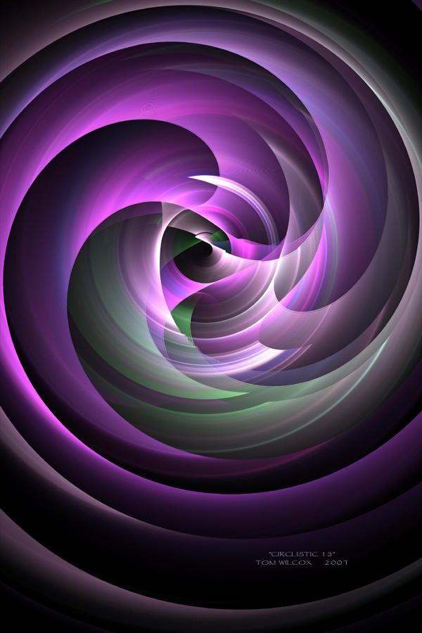 Circlistic 13 by TomWilcox on DeviantArt | Abstract HD Wallpapers 5
