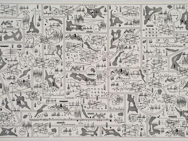 Boguslaw Schaeffer Bogusaw Schaeffer quotHis graphic scores fulfill the idea