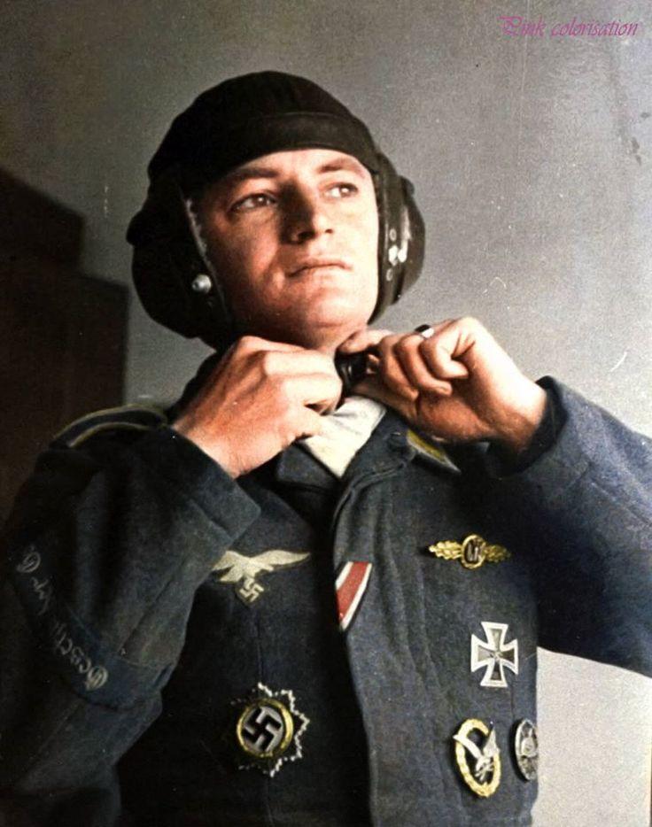 Unteroffizier in the Luftwaffe.