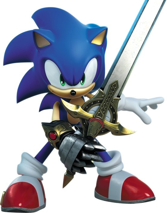 An epic hedgehog as an epic knight! How cool can that get!
