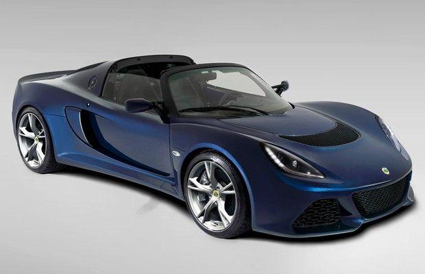 Exige S Roadster 2014 é o conversível mais rápido já feito pela Lotus - AUTO ESPORTE | Notícias
