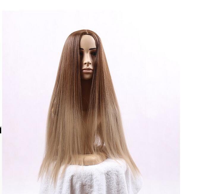 $19.50 (Buy here: https://alitems.com/g/1e8d114494ebda23ff8b16525dc3e8/?i=5&ulp=https%3A%2F%2Fwww.aliexpress.com%2Fitem%2FLong-Straight-bronw-Wig-Womens-Lady-s-Synthetic-Women-Cute-Fringe-U-Part-Hair-Wigs-Long%2F32642350273.html ) Long Straight bronw Wig Womens Lady's Synthetic Women  Cute Fringe U Part Hair Wigs Long Straight bronw gradient light bronw Wig for just $19.50