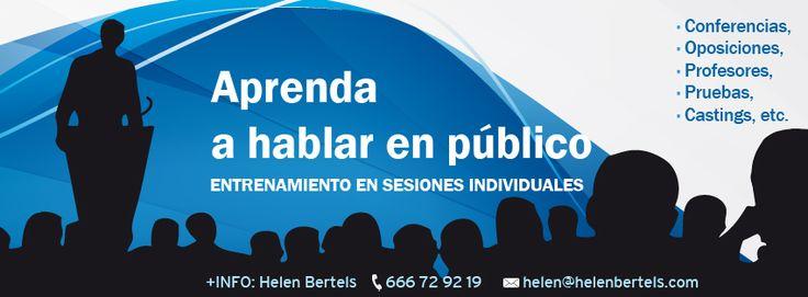 Aprender a hablar en público en Santiago de Compostela.
