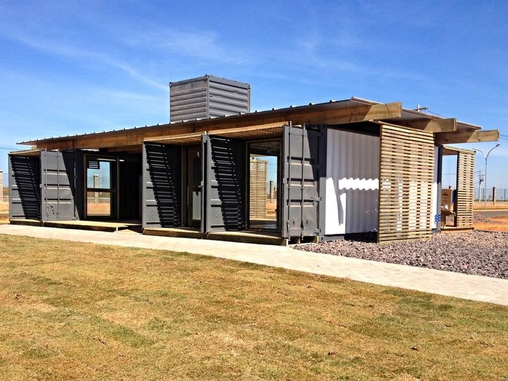 Container home design //