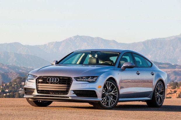 Audi A7/S7 - New York International Auto Show