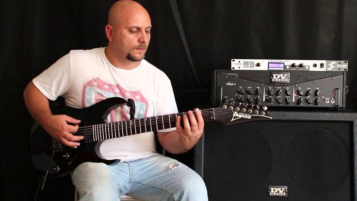 James LaBrie - Agony (Guitars)