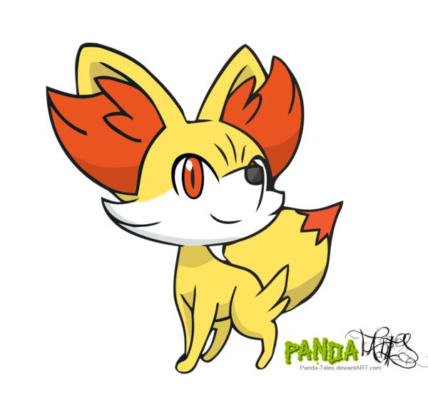 fennekin dream world vector by panda tales on deviantart