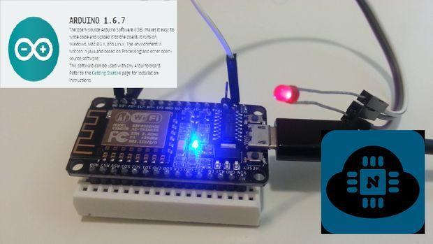 Picture of Programming ESP8266 ESP-12E NodeMCU using Arduino IDE - A tutorial