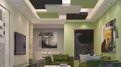 Residential False Ceilings Design | Ceiling Design Ideas | Gyproc India