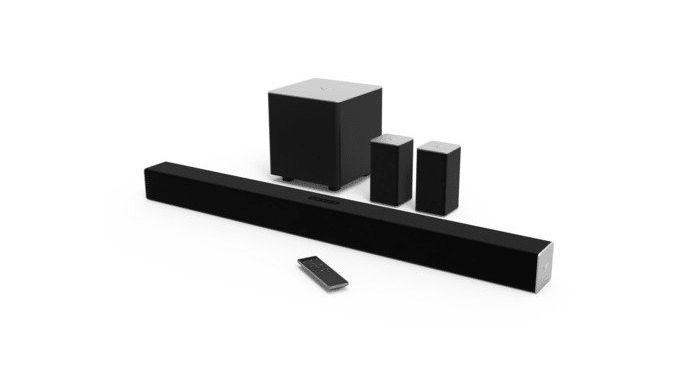 The 7 Best Surround Sound Speakers to Buy in 2017: Best Budget: Vizio SB3851-C0