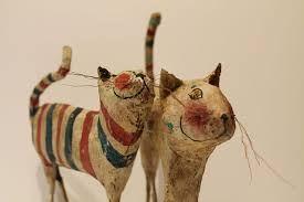 Risultati immagini per sculture di animali