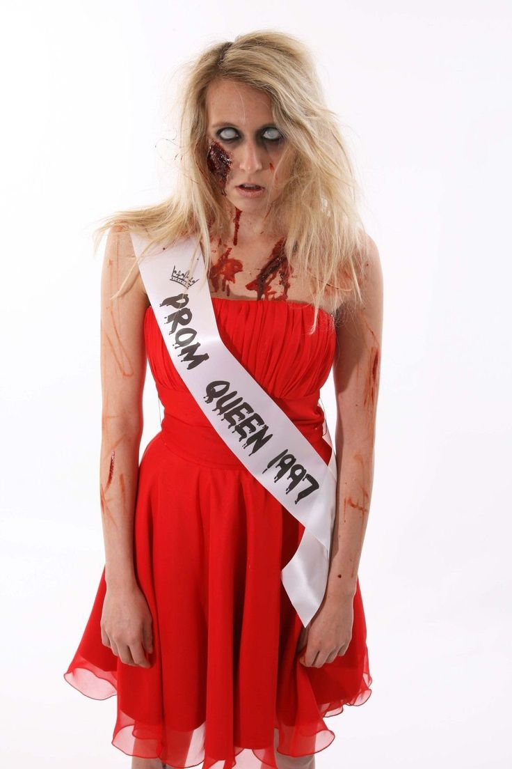 Best 20+ Zombie prom queen ideas on Pinterest | Zombie prom ...