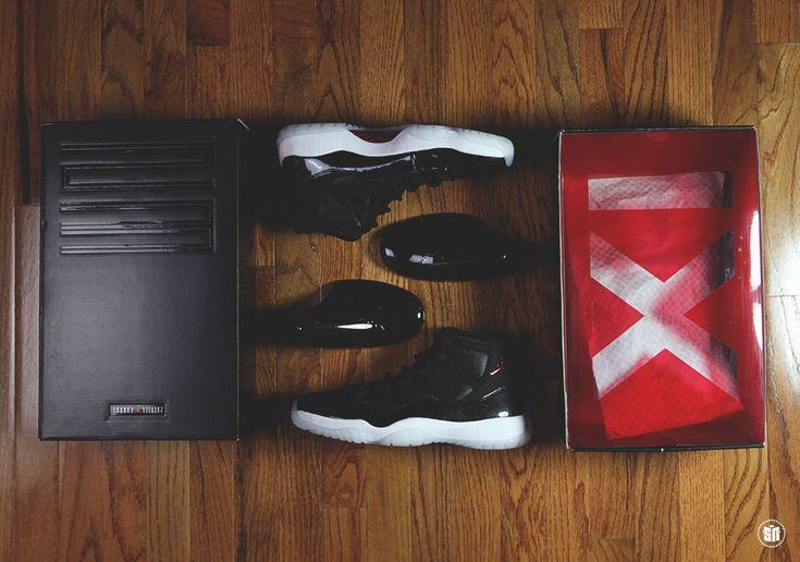 Air Jordan 11 Retro 72-10 Packaging Box Release Date
