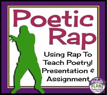This+resource+will+allow+students+to+examine+rap+music+and+it's+value+as+a+form+of+poetry.++Using+modern+(clean)+lyrics,+students+can+see+the+use+of+sophisticated+rhyme+and+rhythm,+as+well+as+the+themes+explored.+=========================================================This+Resource+Is+Included+In+Two+Bundles+In+My+Store.