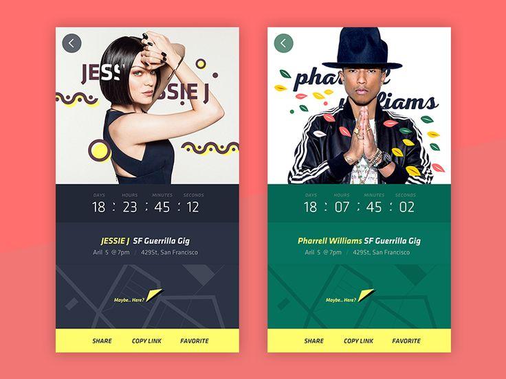 Event mobile app